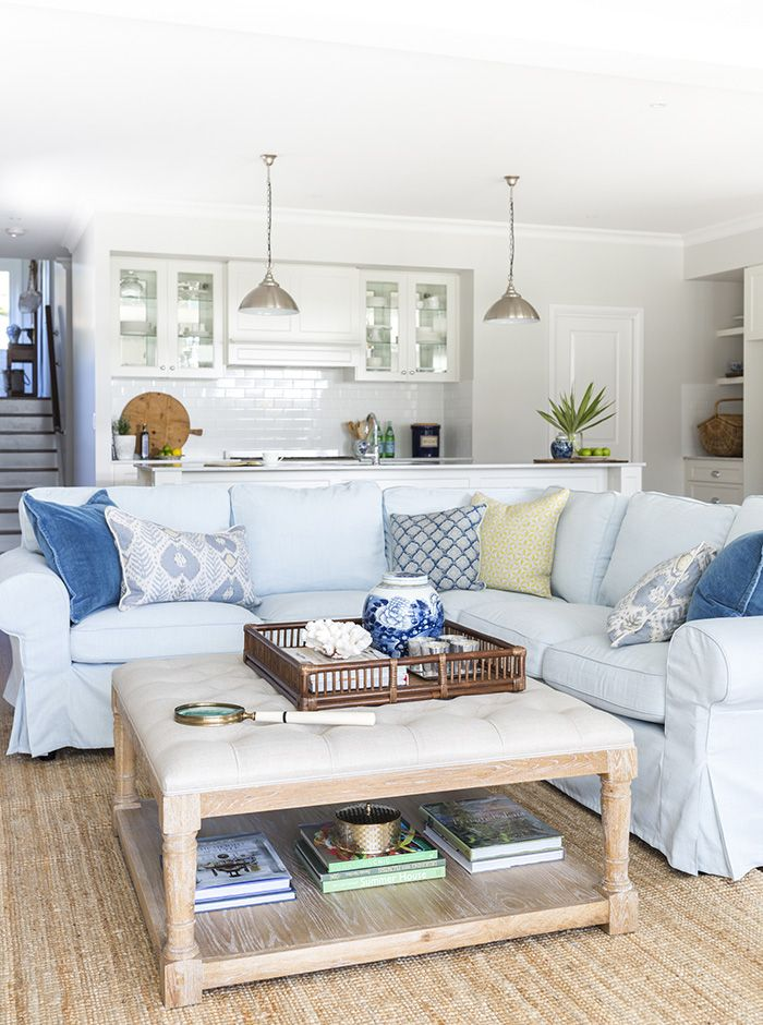 Design 3 People Room: Bespoke Design Gives This Hamptons-inspired Home An