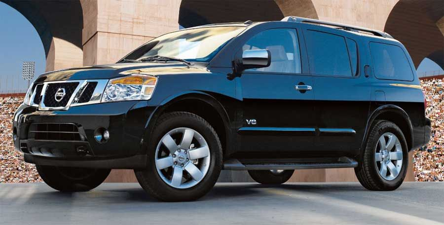 Love The Black Nissan Armada So Beautiful Nissan Armada Nissan Pathfinder Nissan