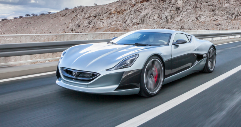 The Fascinating Tech Behind Rimac S Two 220 Mph All Electric Hypercars Hybrid Car Sports Car Super Cars