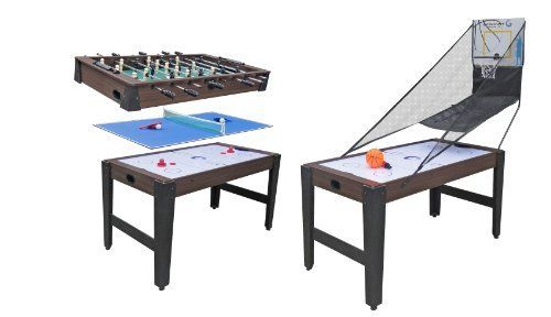 Combination Game Tables For Kids Goglory Multi Game Table 53inch