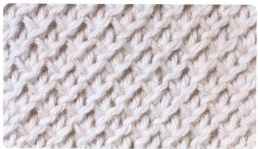 ClippedOnIssuu from Harmony guides knit & purl | IDEENBUCH - RIPPEN ...