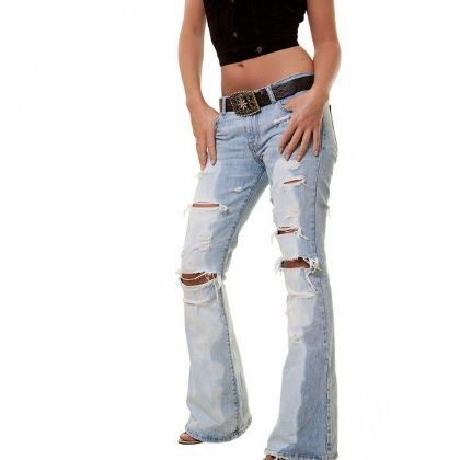 ripped jeans for women – Women Fashions | Jeans | Pinterest ...