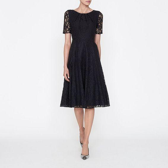 Celine Lace Dress   Dresses   Clothing   L.K.Bennett, London