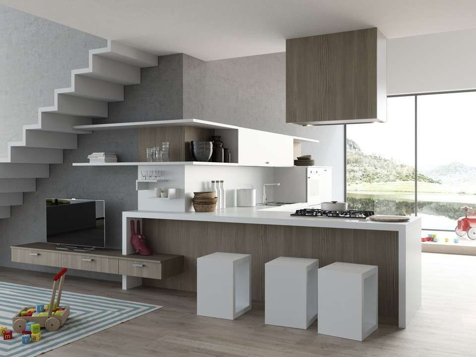 Esempi Progetto Cucina Piccola Cerca Con Google Interior Design Per La Casa Arredamento Progetti Di Cucine