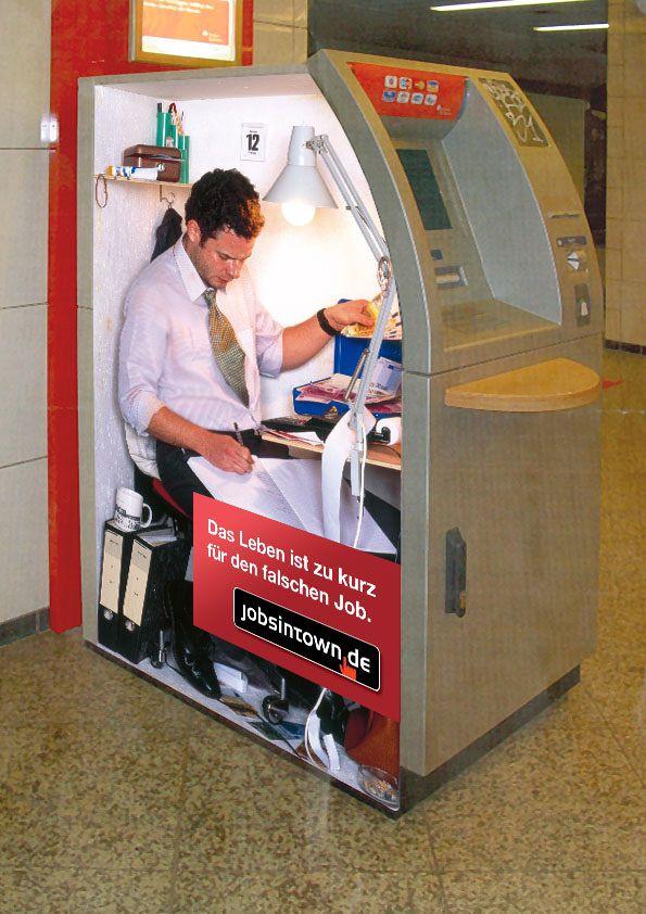 Los cajeros autom ticos humor pinterest humor for Los cajeros automaticos