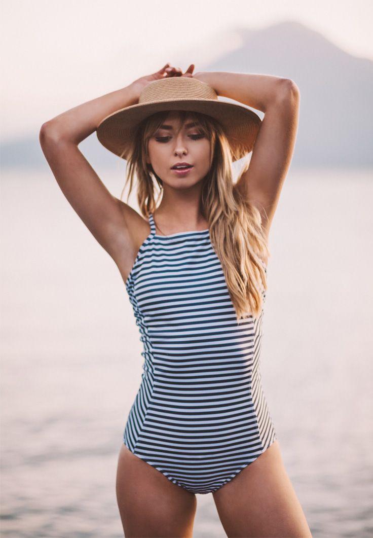 927f4dc56d8e The Weekender One-Piece Swimsuit | Clothes | Swimsuits, One piece ...