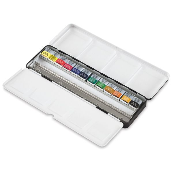 Winsor Newton Professional Watercolor Pan Sets Watercolor Pans