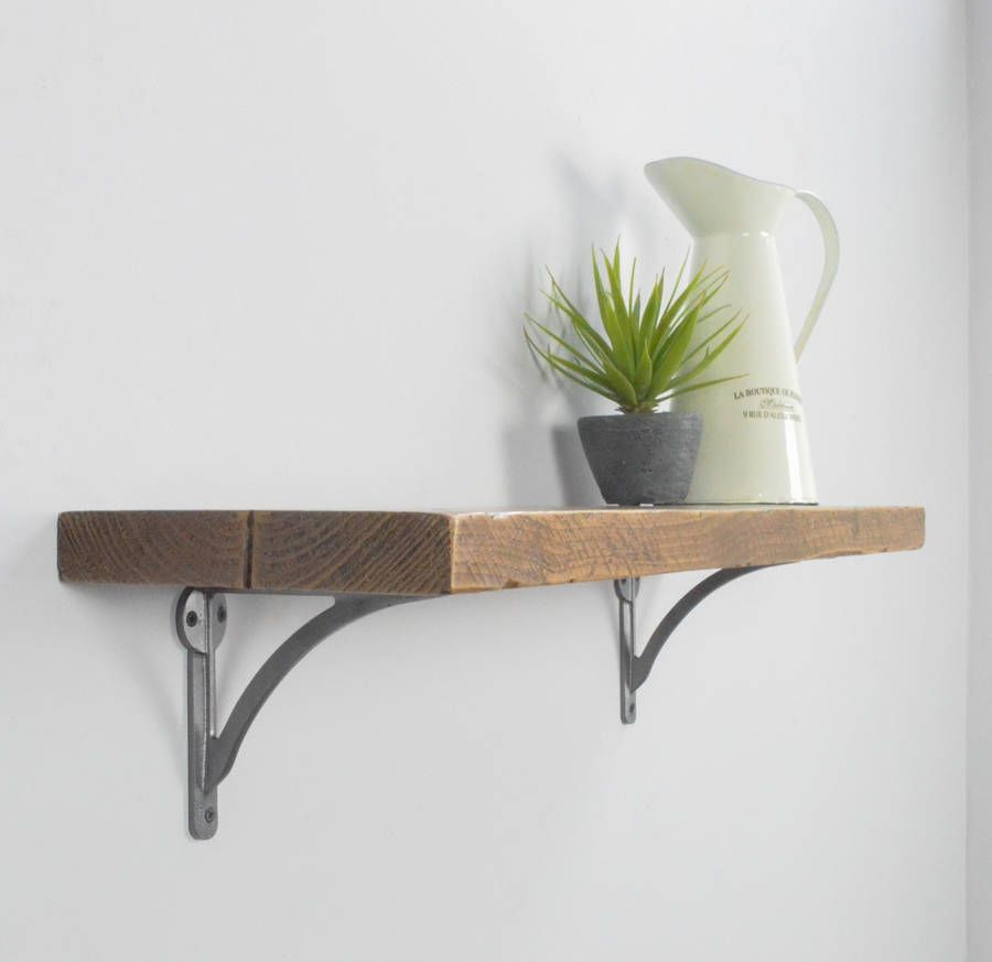 are you interested in our reclaimed wood shelves with our wooden wall shelf you need