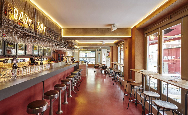 Bar Basquiat Amsterdam Netherlands Amsterdam Bar Restaurant Design Bar