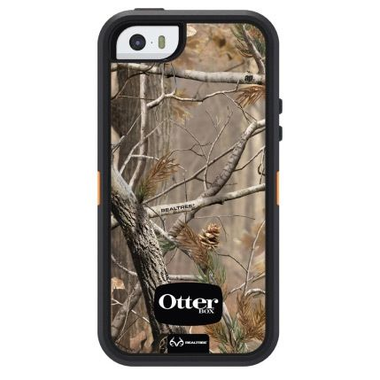 Otterbox XTRA RealTree Camo Defender Case for Apple iPhone 5 / 5S #OtterboxDefender #iPhone5SCase #Camo5SCase