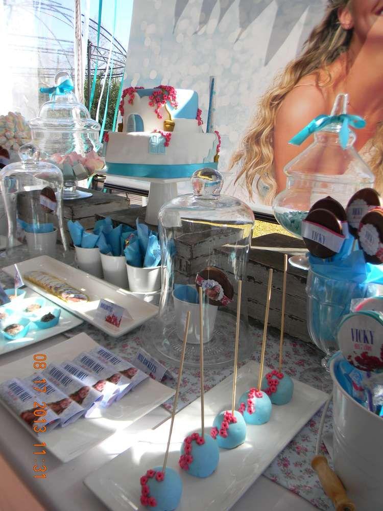 Mamma Mia Movie Birthday Party Ideas | Photo 30 of 57 | Catch My Party