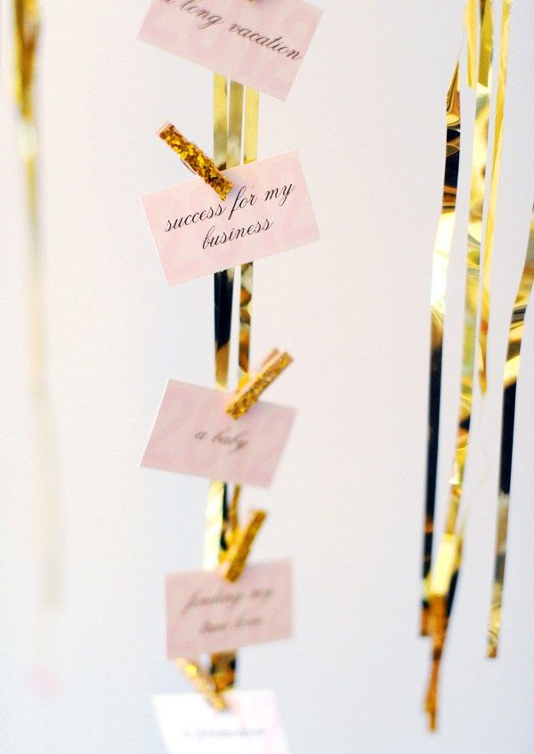 Diy: New Year's Eve Party