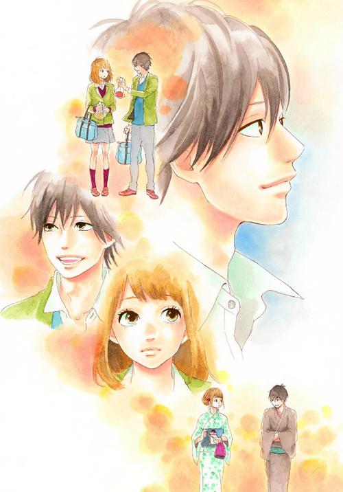 Kakeru & Naho || Orange