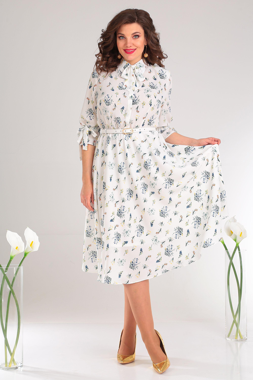 cb3b27a4d5110 Платье Мода Юрс арт. 2481 м в 2019 г. | Женская мода | Платья, Мода и  Женская мода