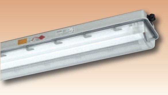 Schuch Explosion Proof Fluorescent Light Fitting Fluorescent Light Light Fittings Fluorescent Light Fittings