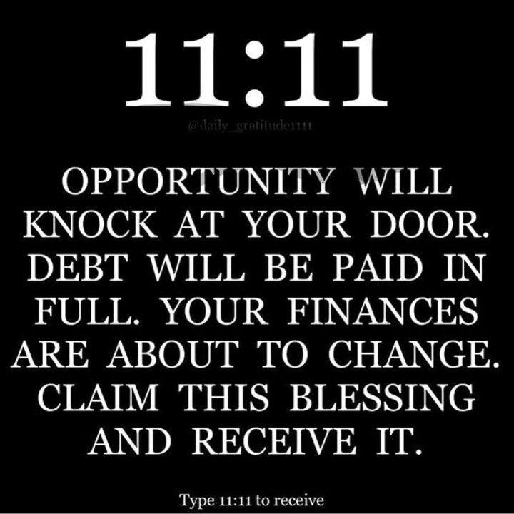 Type 1111 to affirm, chk the website  #1111awakening #111 #1111divinelight1111 #1111wish #222 #angelnumber333 #angelnumber444 #999 #angelnumbers #666 #777luckyfish #lawofattraction #money