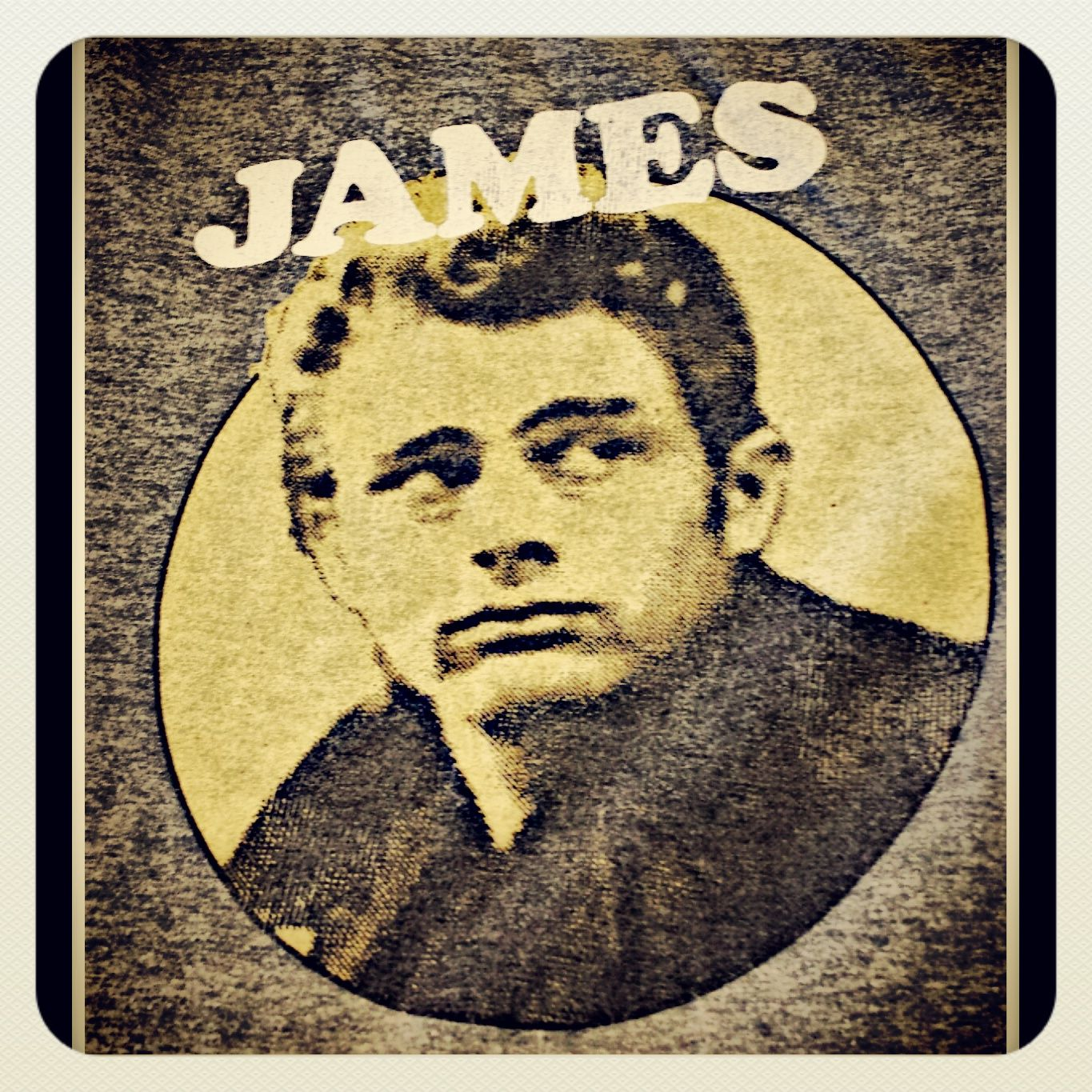 James Dean #tShirt