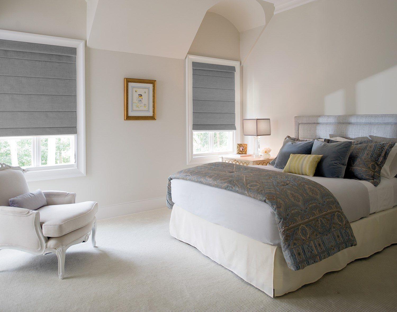 Roman Shade | Contemporary home decor, Home decor, Roman ...