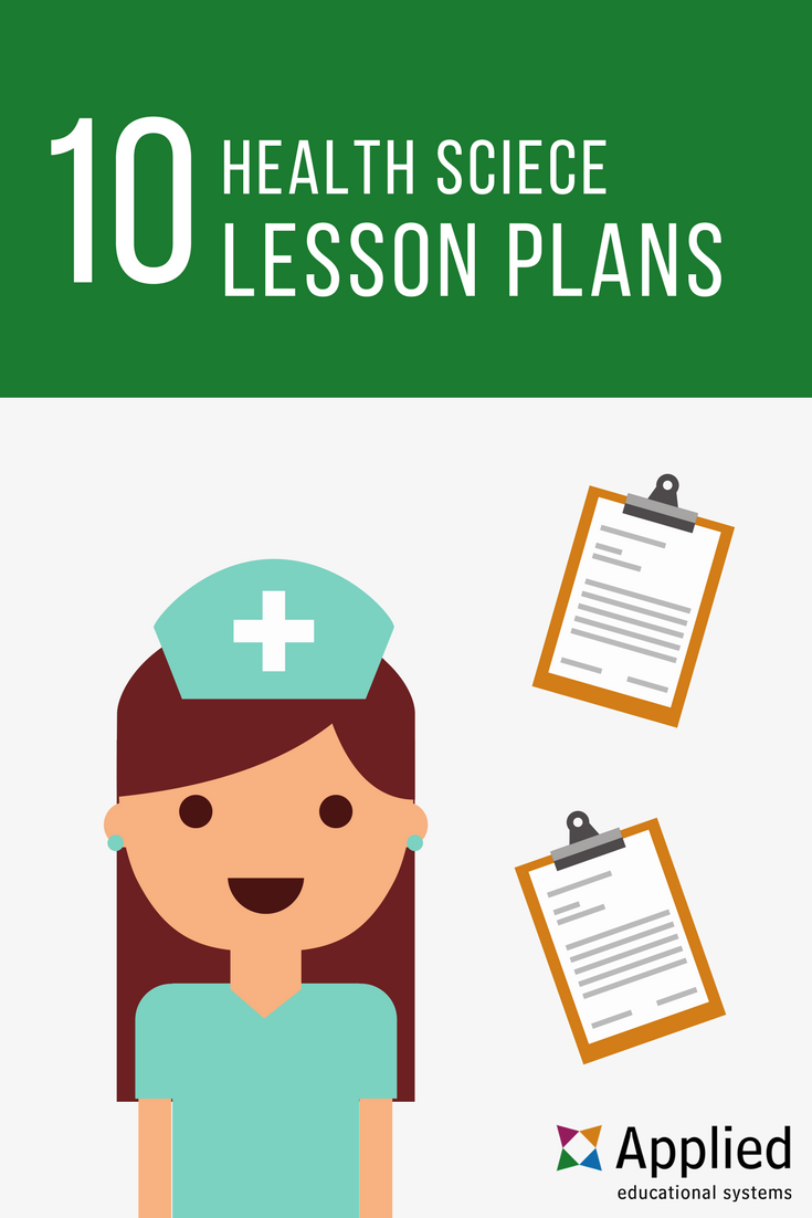 Top  Health Science Lesson Plans For Cte  Health Science Lesson