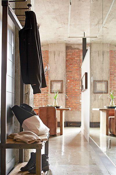 Un loft au décor industriel Loft and Decor
