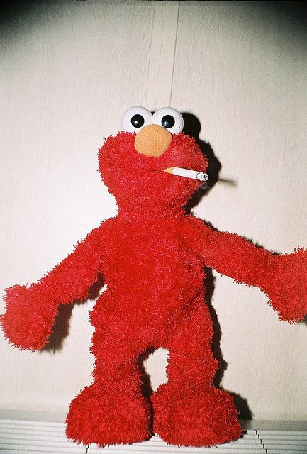 elmo crack meme template