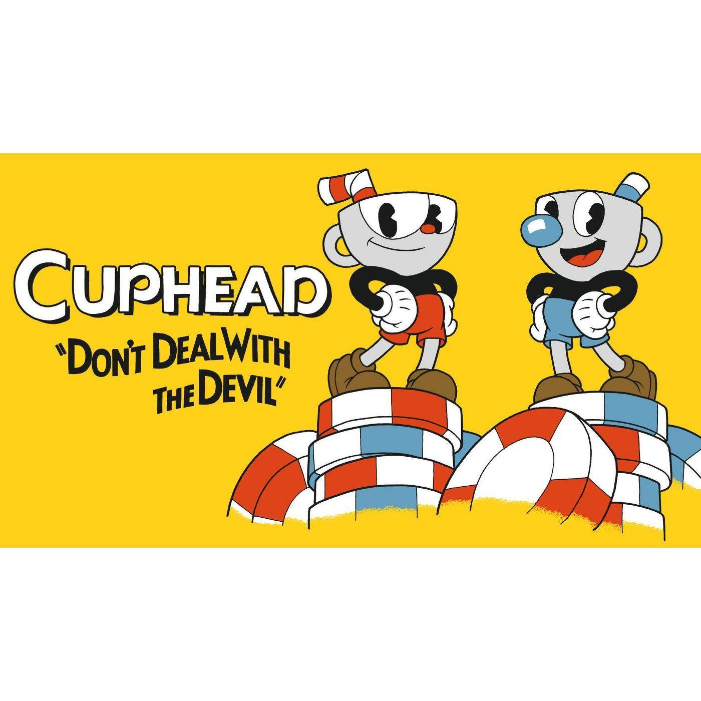 Cuphead Nintendo Switch (Digital) Nintendo switch