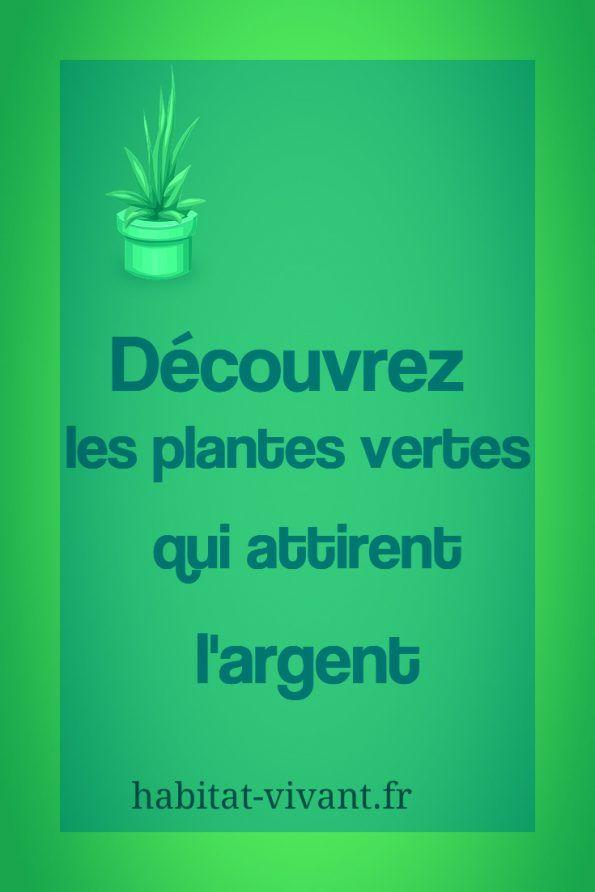 les plantes vertes qui attirent la richesse harmonisez votre int rieur gr ce aux plantes. Black Bedroom Furniture Sets. Home Design Ideas