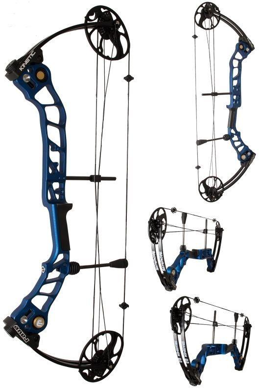 Kinetic Rave Compound Bow 20 55lbs Aim Archery Stuff
