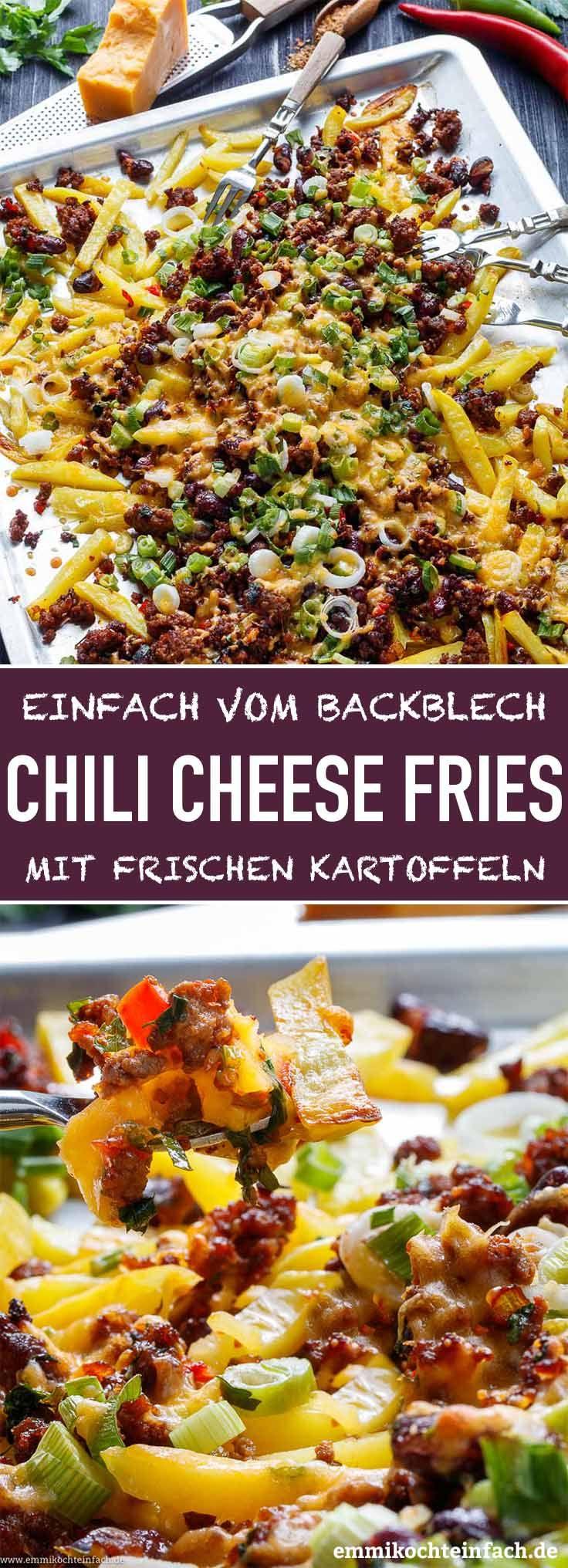Gallery Chili Cheese Fries mit frischen Kartoffeln   emmikochteinfach is free HD wallpaper.