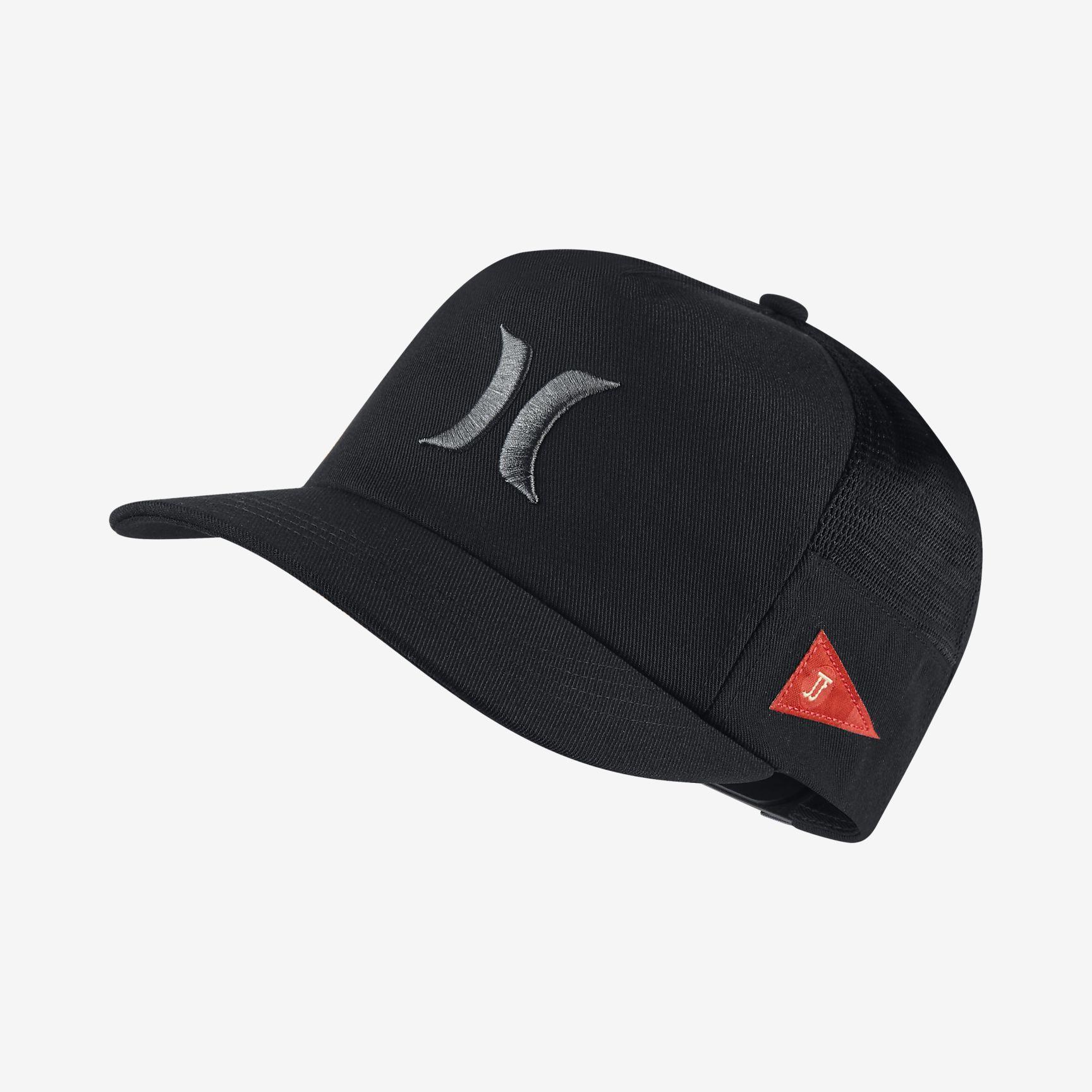 7d57b24ab819f Hurley Jacare Dri-FIT Unisex Adjustable Hat