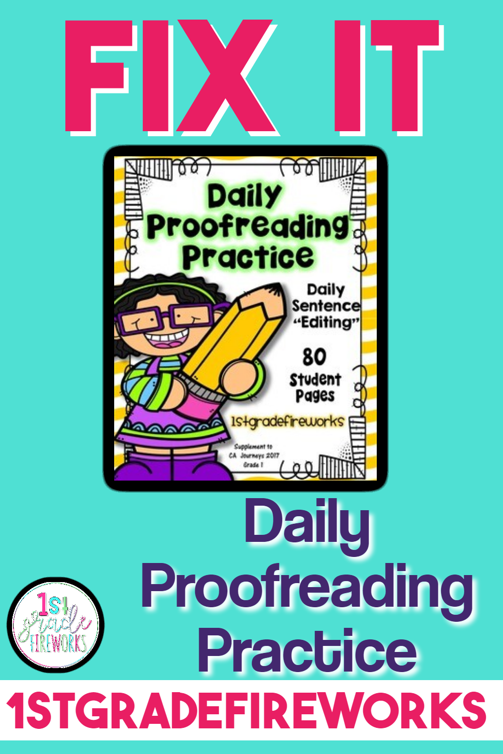 Daily PROOFREADING Practice - Edit Your Writing   Writing complete  sentences [ 1500 x 1000 Pixel ]