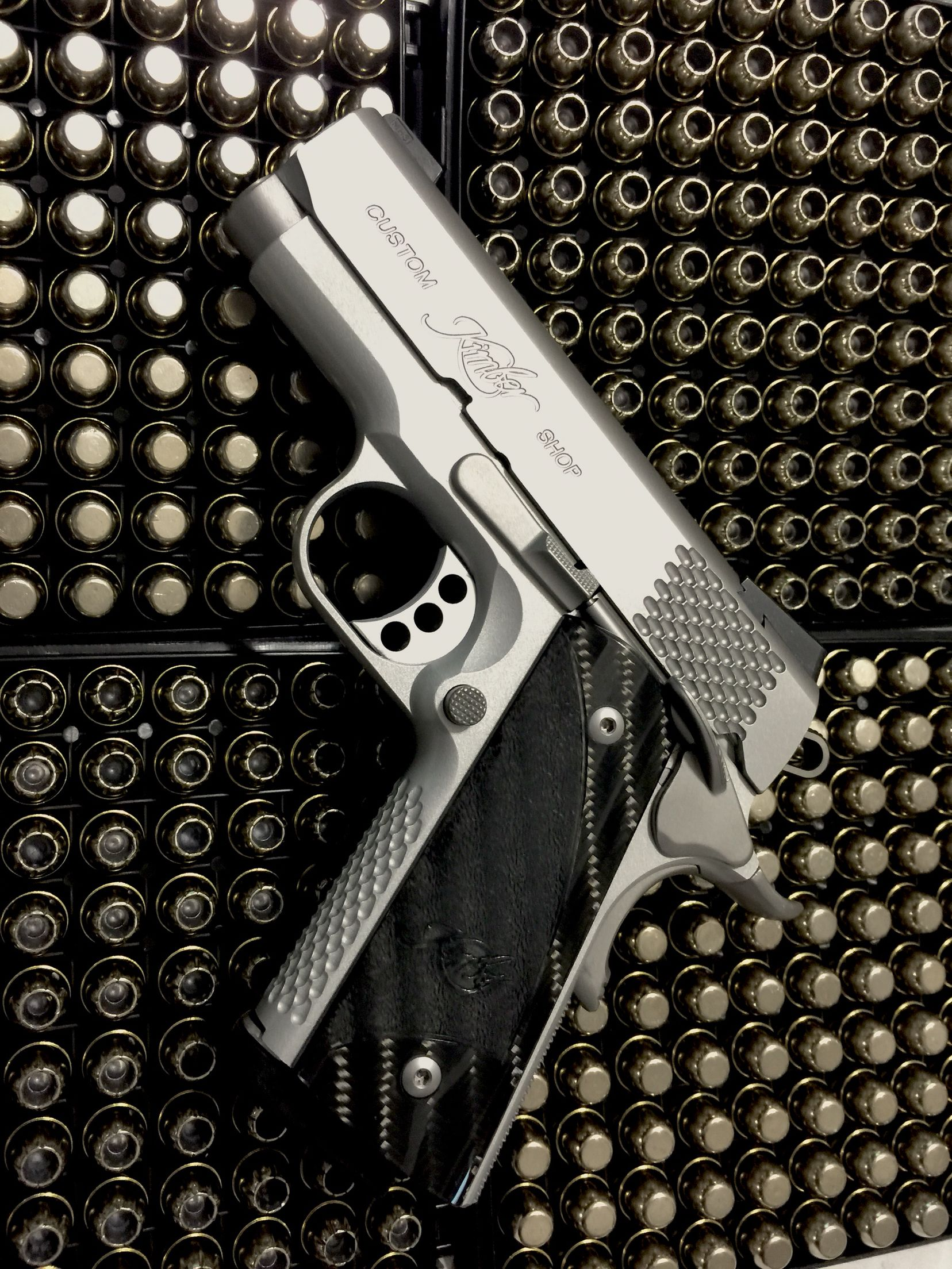 Kimber ultra raptor 2 Guns 45 cal 1911 stainless