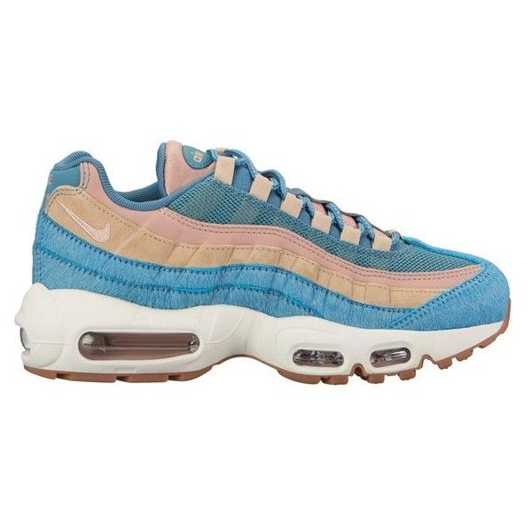 Women's Nike Air Max 95 Lx Shoe (710 SAR) ❤ liked on Polyvore featuring