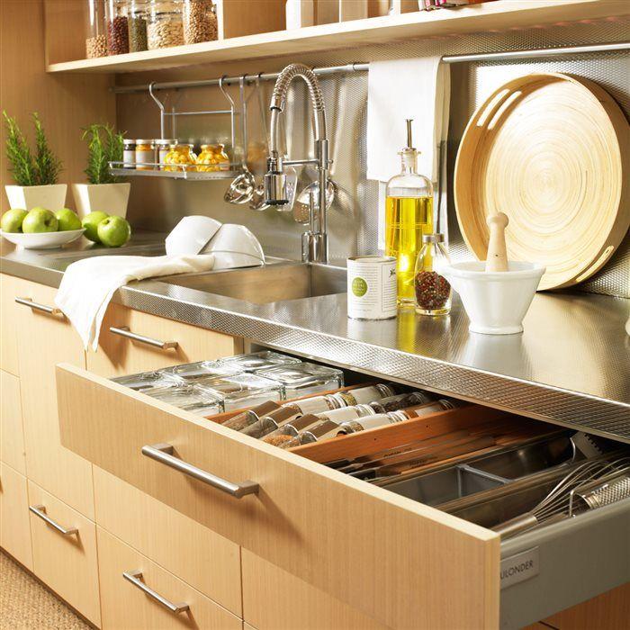Accesorios de cocina para mantener el orden   ACCESORIOS DE ...