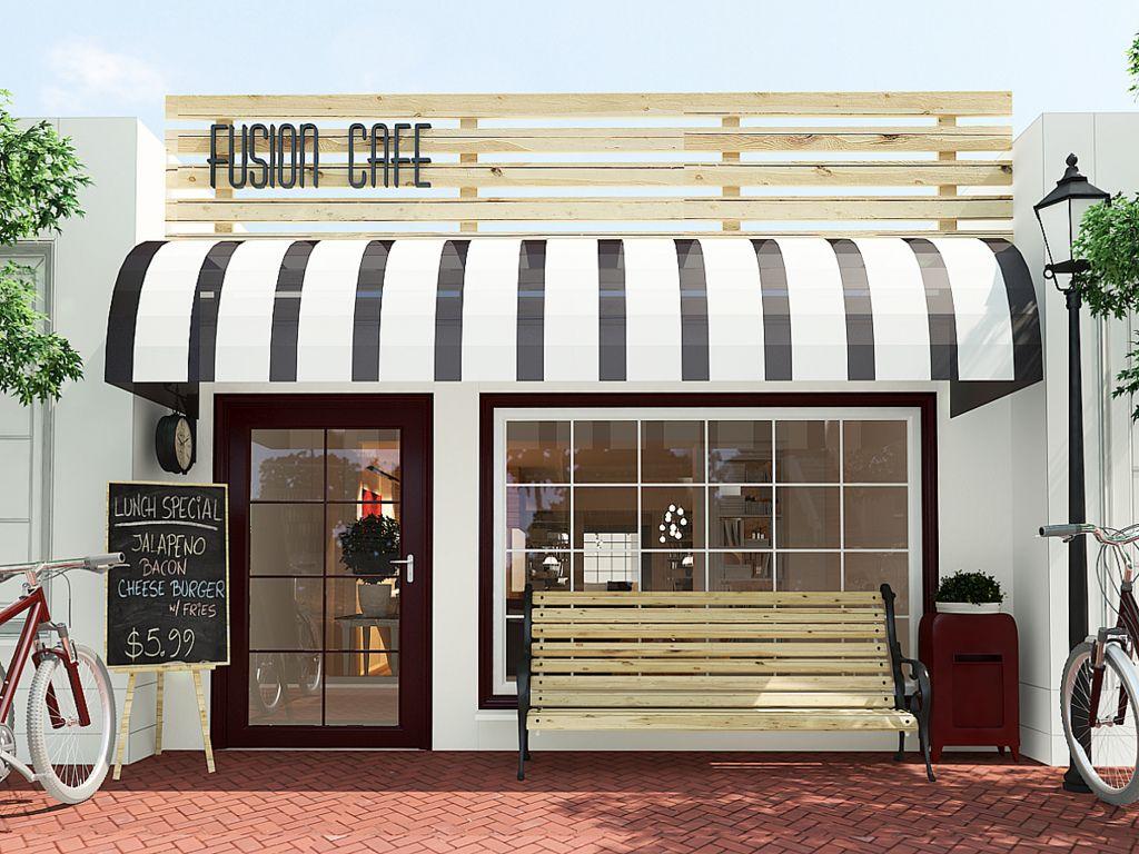 Kitchen Coffee Corner We Love The Idea Of Repurposing An Ikea Lack Library This Create Stylish Coffe Bakery Shop Design Coffee Shop Design Shop Interior Design