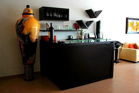 Cantinas dimmags diseno minimalista muebles aguascalientes for Bar casa minimalista