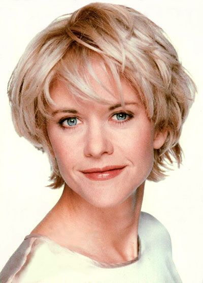 Actress Meg Ryan When Harry Met Sally You Ve Got Mail Sometimes Referred To The Girl Next Door Was Born Meg Ryan Hairstyles Hair Styles Meg Ryan Haircuts