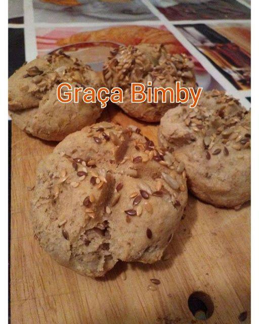 Bimby Truques & Dicas: Pão integral de linhaça e trigo-sarraceno.
