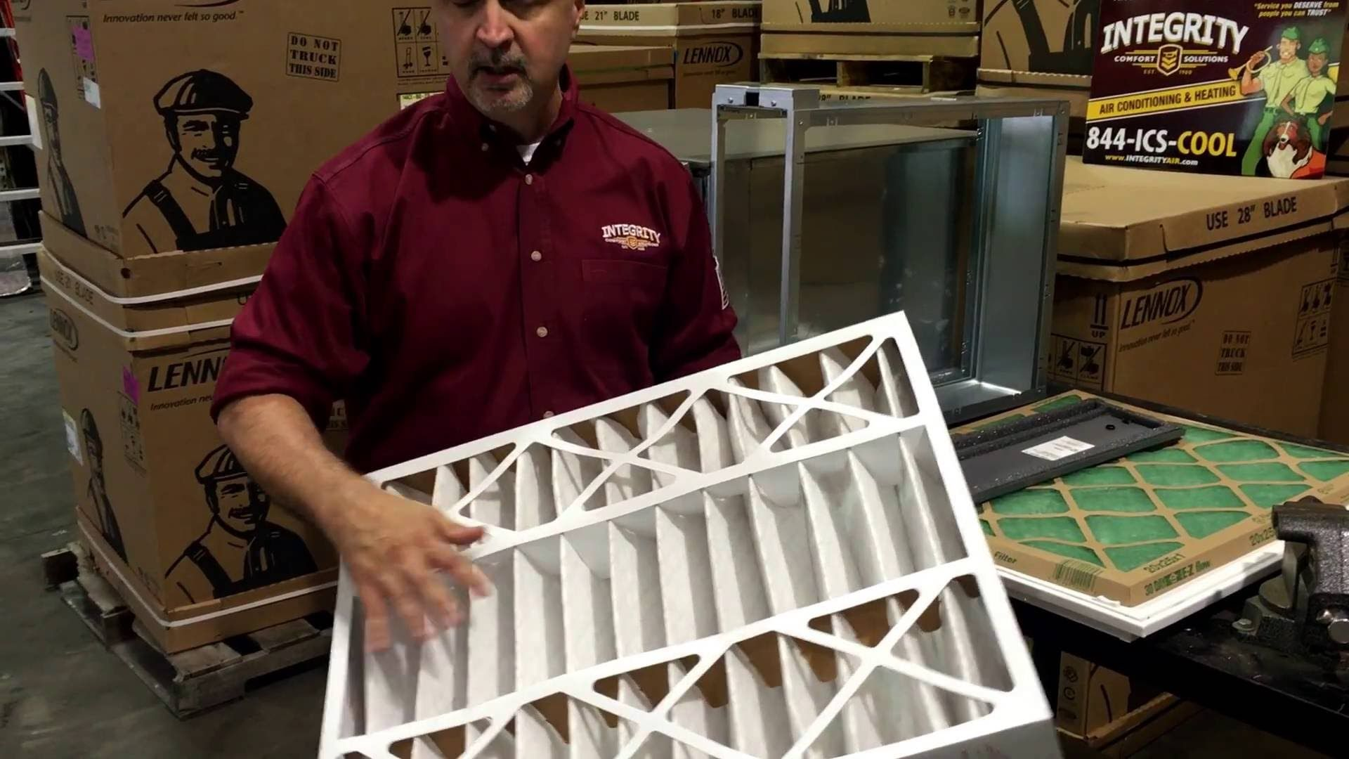 Why the type of HVAC air filter is important! Hvac