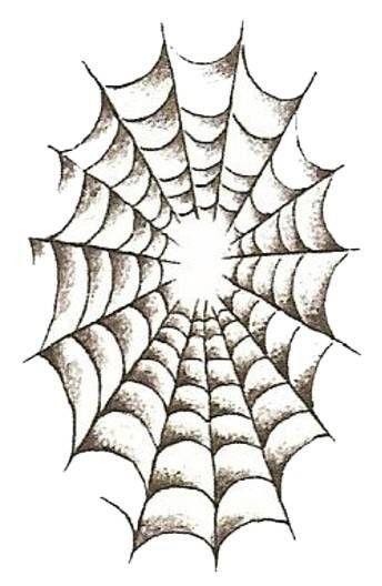 Tattoo Prison Web Spider Web Tattoo Web Tattoo Prison Art