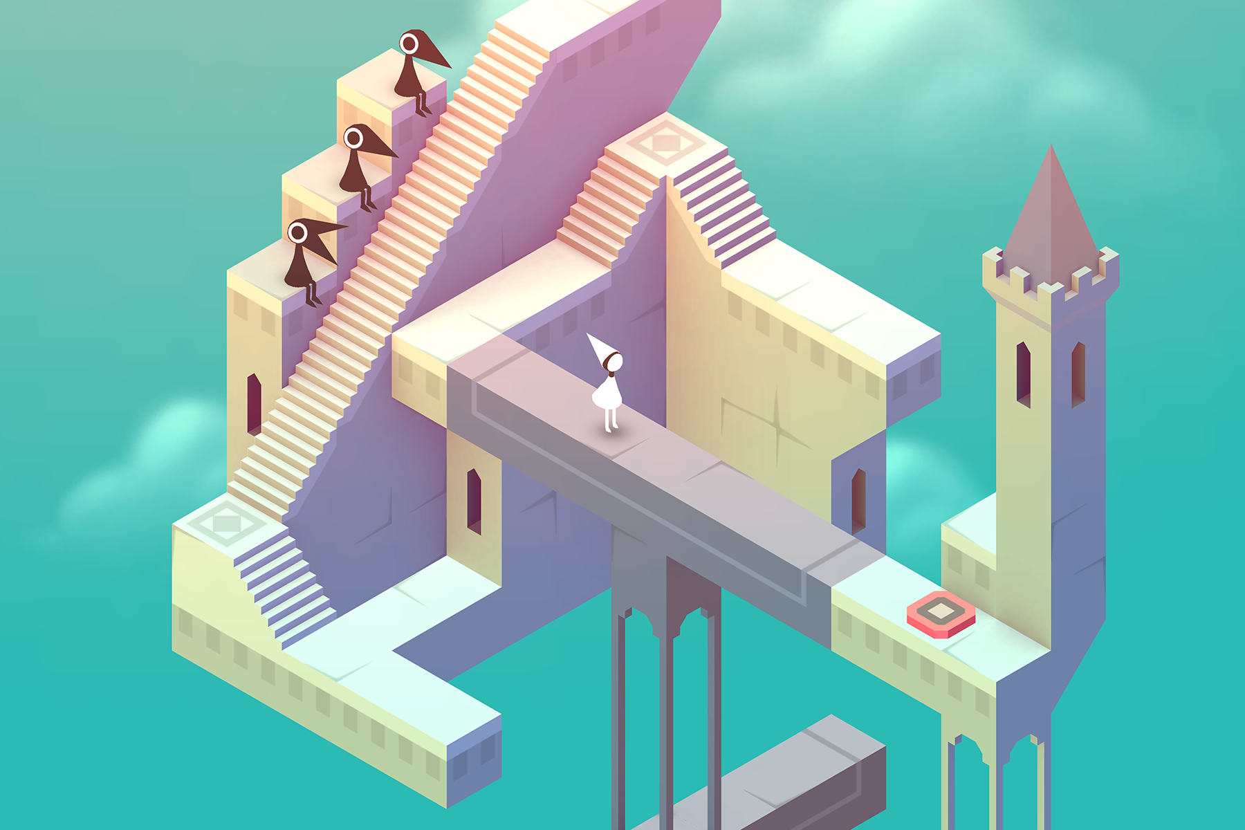 Monument Valley A Surreal Exploration Through Fantastical