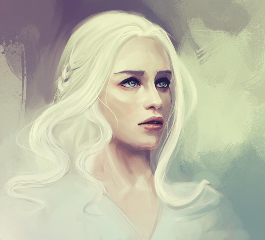 Daenerys by RobasArel.deviantart.com on @deviantART