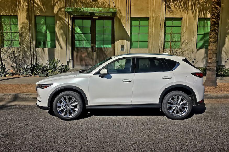 2019 Mazda Cx 5 Turbo Awd Review Even Better Under Pressure Automobile Magazine Automobile In 2020 Mazda Cx5 Mazda Ford Explorer