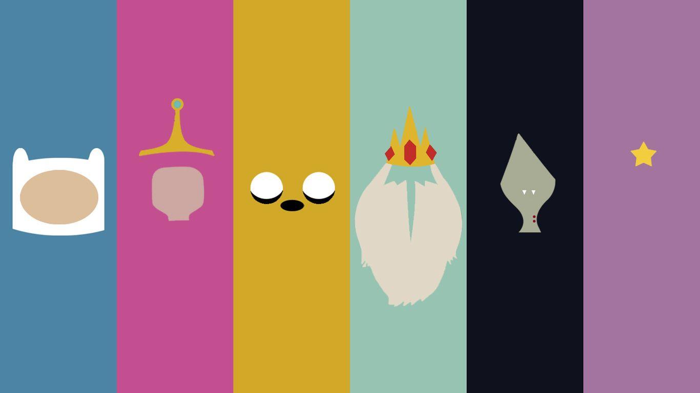 Adventure Time Minimalist Adventure Time Wallpaper Adventure Time Art Adventure Time Birthday