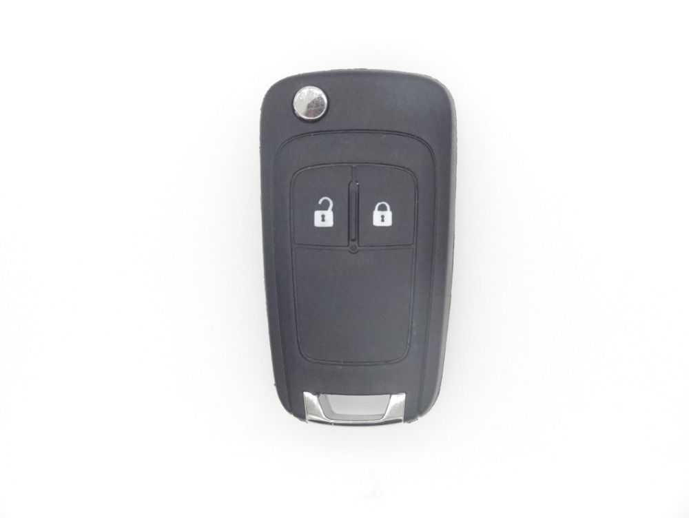 New Replacement car Remote Key 433MHz ID46 chip 2 buttons