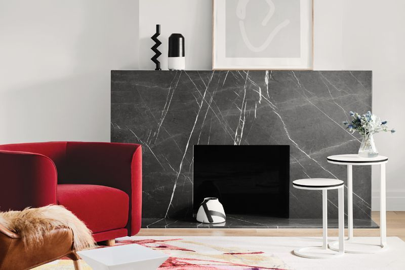 Marble Fireplace Surround, Black Marble Fireplace Surround Ideas