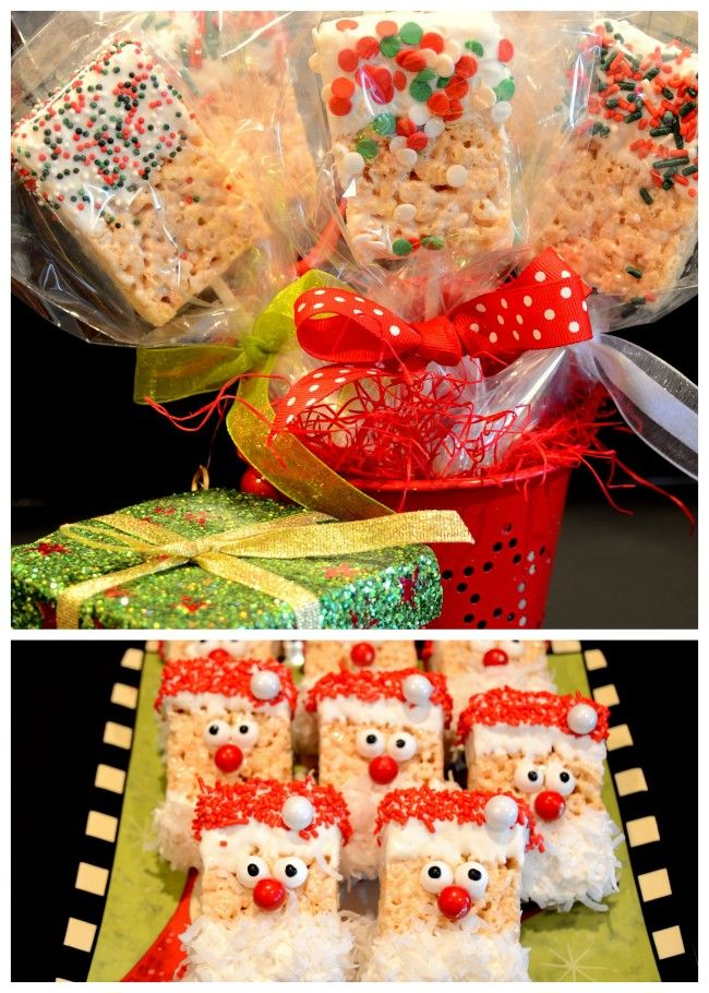 Rice krispies treats recipes easy