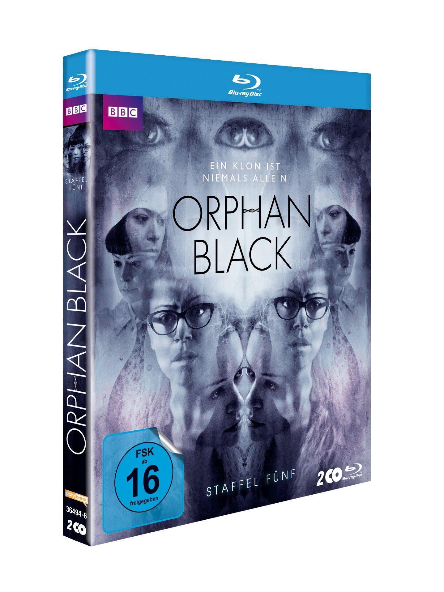 Orphan Black Staffel 5 Alemania Blu Ray Staffel Black Orphan Ray Con Imagenes Orphan Black Alemania Belico
