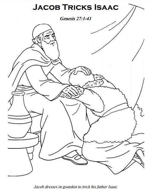 Pin von Faith Z. auf Jacobs | Bible lessons, Toddler bible ...