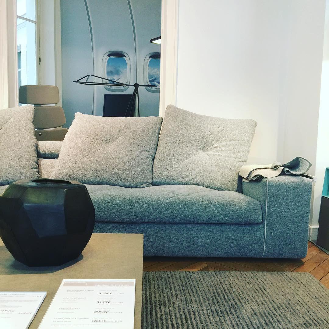 Nouveau Canape Roche Bobois Discours Pressday Paris Rochebobois Design Instadeco Sofa Living Room Sofa Room
